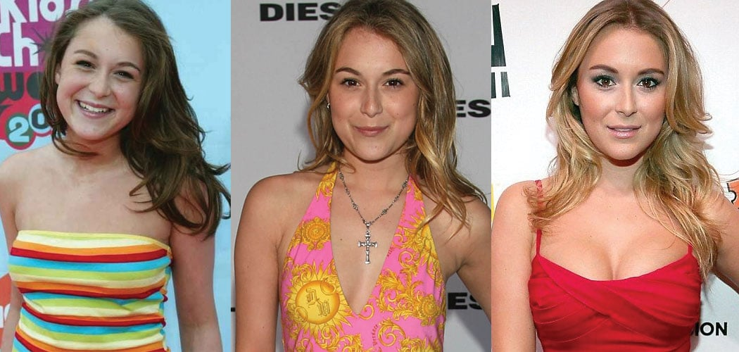alexa vega plastic surgery before and after photos 2021
