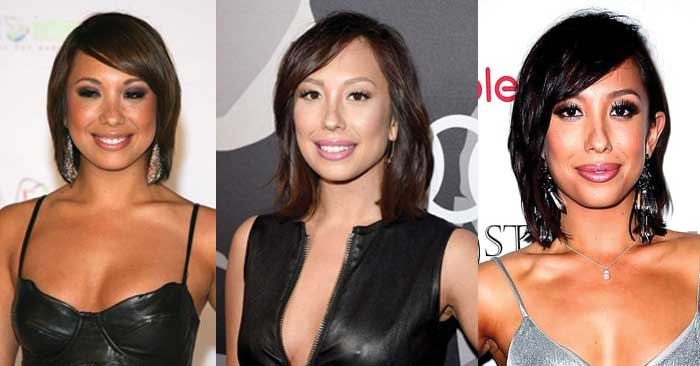 cheryl burke plastic surgery before and after photos 2020