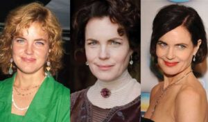 elizabeth mcgovern plastic surgery before and after photos
