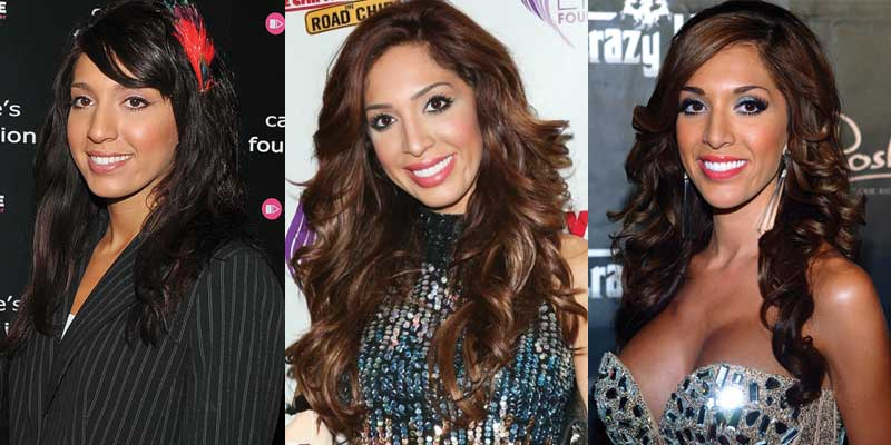 farrah abraham plastic surgery before and after photos 2019