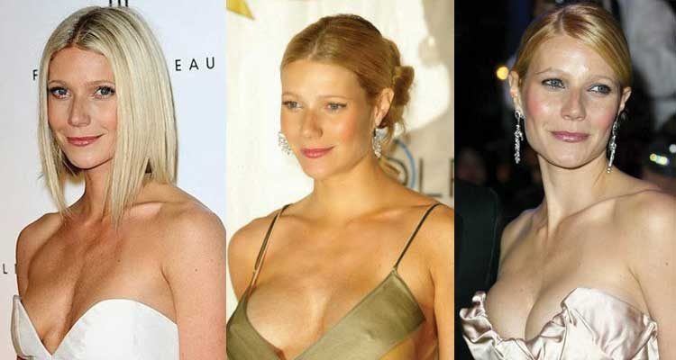gwyneth paltrows plastic surgery before and after photos 2018