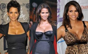 halle berry plastic surgery before and after photos