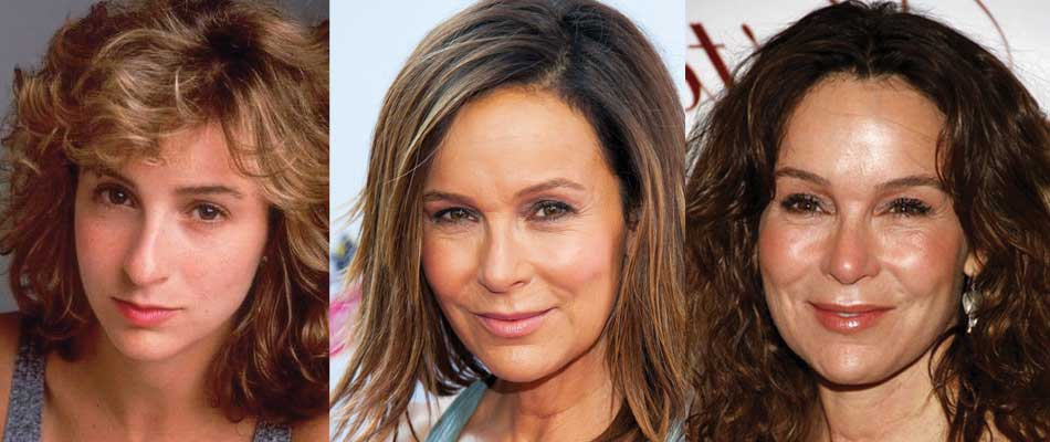 jennifer grey plastic surgery before and after photos 2019