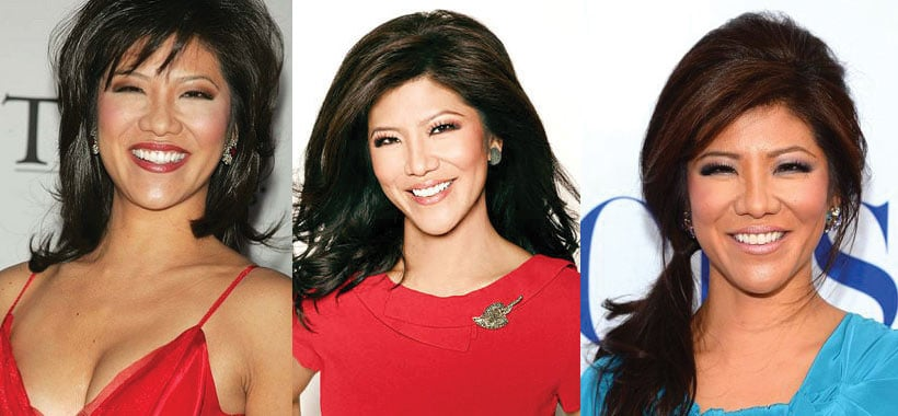 julie chen plastic surgery before and after 2019