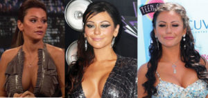 jwoww plastic surgery before and after