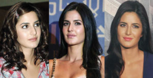 katrina kaif before and after plastic surgery