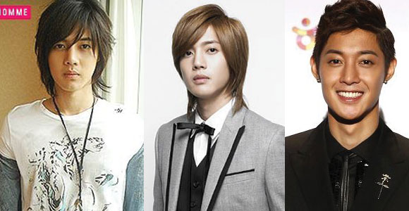kim hyun joong before and after plastic surgery 2020