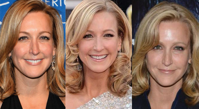 lara spencer plastic surgery before and after 2018