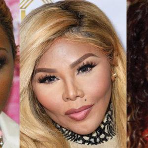 Lil' Kim Plastic Surgery