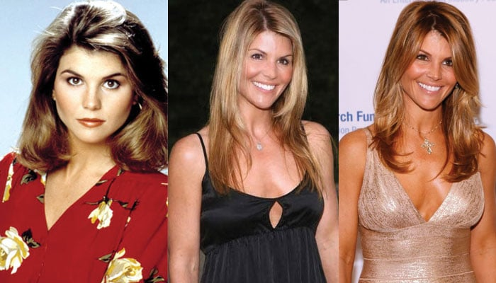 lori loughlin before and after plastic surgery 2020