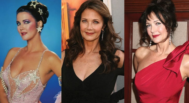 lynda carter before and after plastic surgery 2019