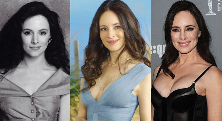 madeleine stowe before and after plastic surgery 2018