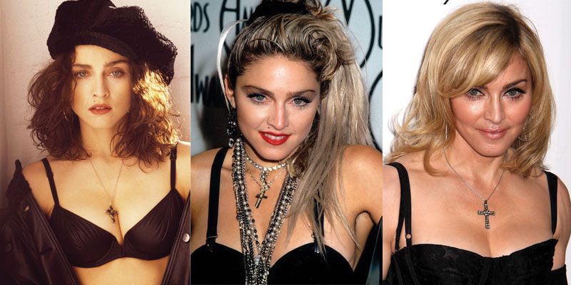 madonna before and after plastic surgery 2019