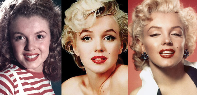 marilyn monroe plastic surgery before and after 2018