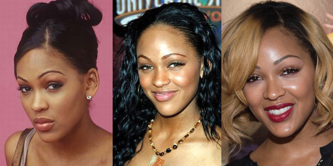 meagan good plastic surgery before and after 2019