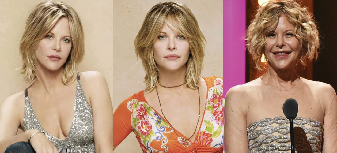 meg ryan before and after plastic surgery 2020