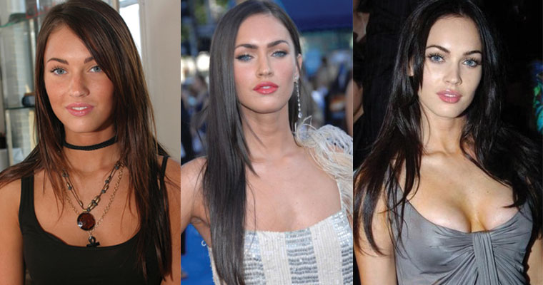 megan fox before and after plastic surgery 2019