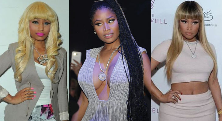 nicki minaj before and after plastic surgery 2020