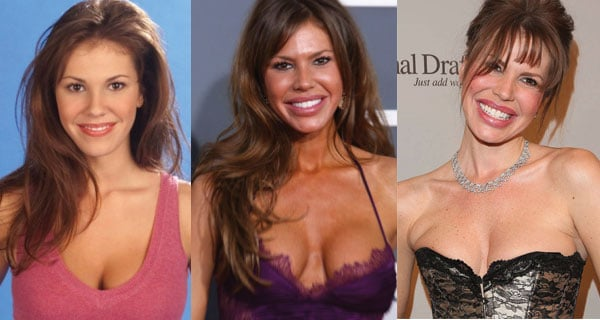 nikki cox before and after plastic surgery 2018