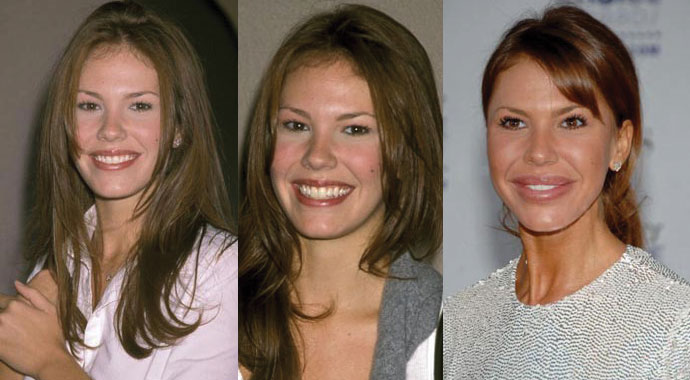 nikki cox plastic surgery before and after 2018