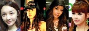 park bom before and after plastic surgery