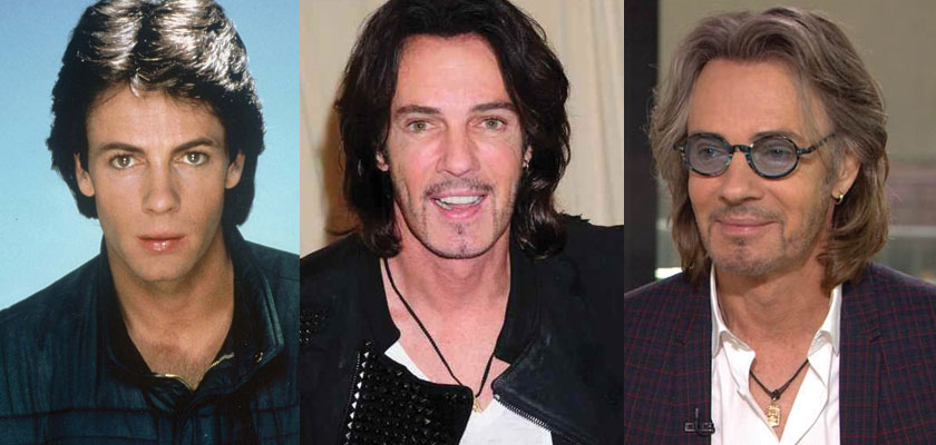 rick springfield before and after plastic surgery 2018