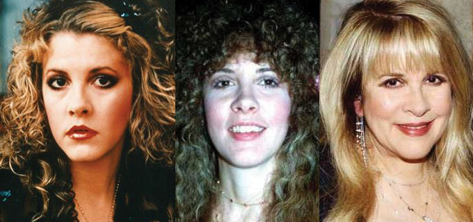 stevie nicks plastic surgery before and after 2018