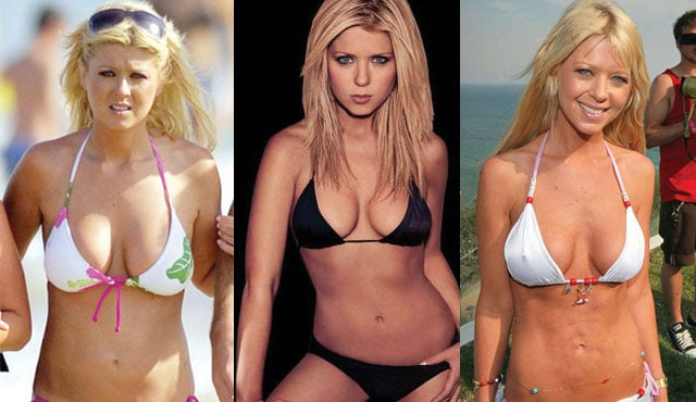 tara reid before and after plastic surgery 2020