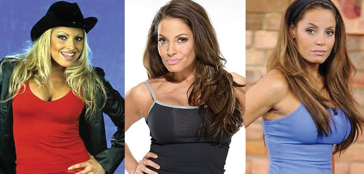 trish stratus before and after plastic surgery 2018
