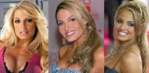 trish stratus plastic surgery before and after